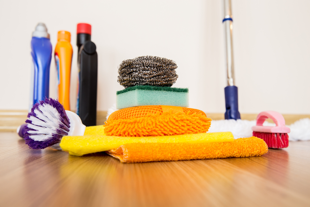 Basic Cleaning Equipment